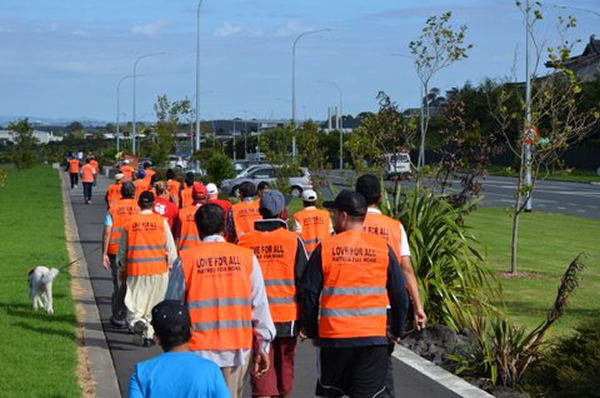New Zealand's Ahmadi Muslims to hold Walk for Humanity